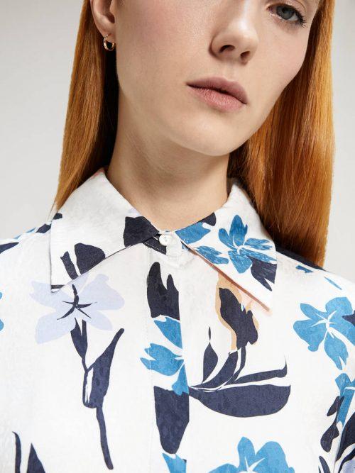 Pennyblack Shirt with jacquard texture