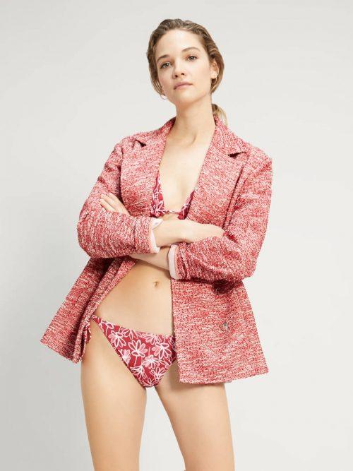 Pennyblack Reversible floral bikini
