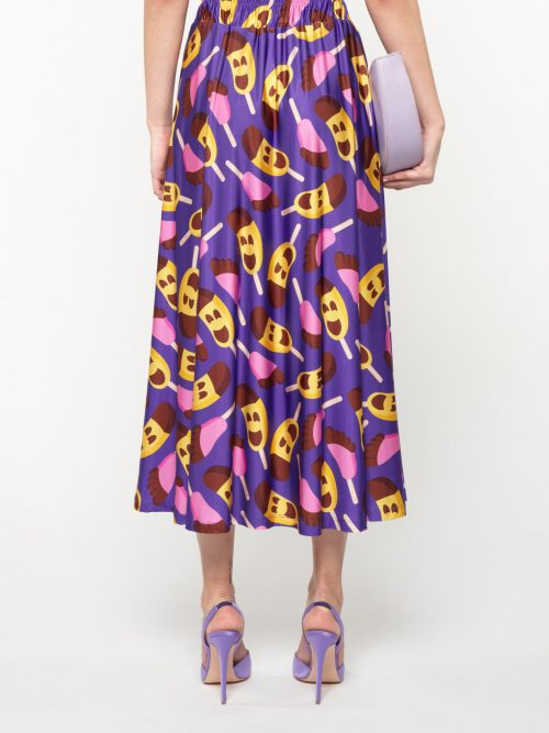 WE_ARE JERSEY FULL SKIRT