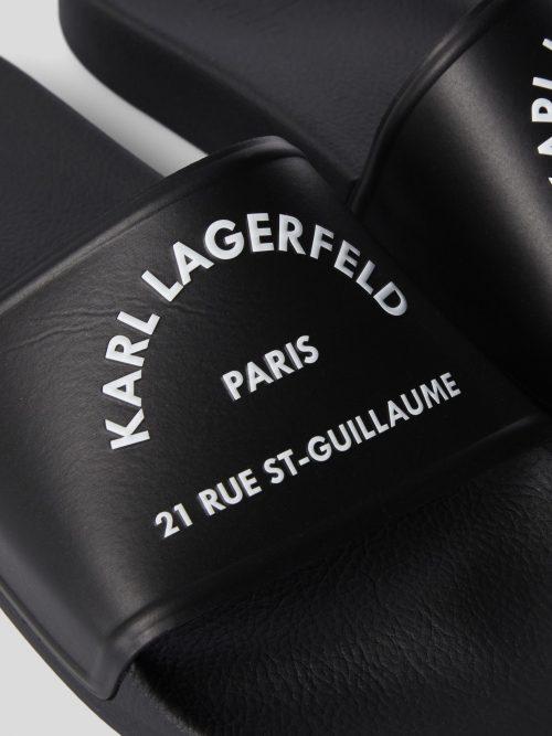 KARL LAGERFELD KONDO RUE ST-GUILLAUME SLIDE