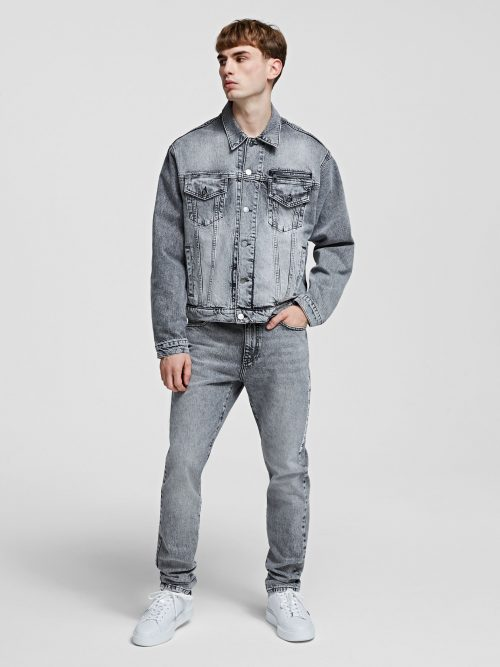 KARL LAGERFELD UNISEX DENIM JACKET