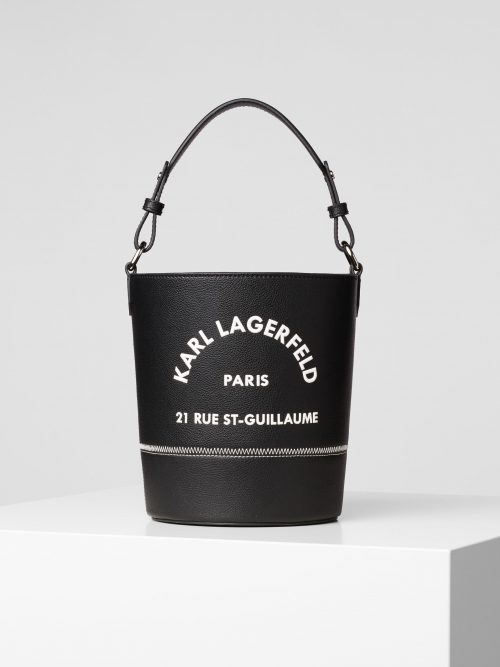 KARL LAGERFELD RUE ST-GUILLAUME BUCKET BAG